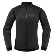 Icon Automag2 Ladies Textile Jacket Stealth